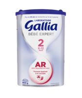 Gallia Bebe Expert Ar 2 Lait En Poudre B/800g à Paris