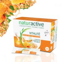 Naturactive Phytothérapie Fluides Solution Buvable Vitalité 20 Sticks/10ml à Paris