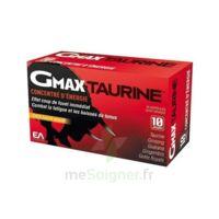 Gmax-taurine+ Solution Buvable 30 Ampoules/2ml à Paris