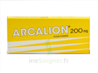 Arcalion 200 Mg, Comprimé Enrobé 2plq/30 (60) à Paris