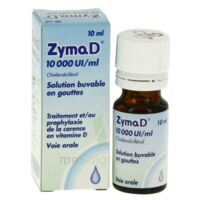 Zymad 10 000 Ui/ml, Solution Buvable En Gouttes à Paris