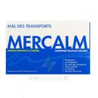 Mercalm, Comprimé Pelliculé Sécable à Paris