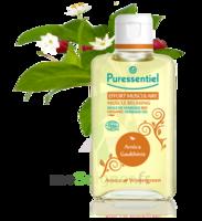 Puressentiel Articulations & Muscles Huile De Massage Bio** Effort Musculaire - Arnica - Gaulthérie - 100 Ml à Paris