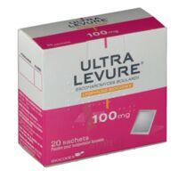 Ultra-levure 100 Mg Poudre Pour Suspension Buvable En Sachet B/20 à Paris