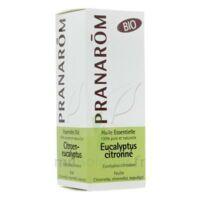 Huile Essentielle Eucalyptus Citronne Bio Pranarom 10 Ml à Paris