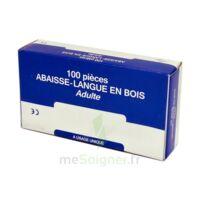 Cooper Abaisse-langue Bois Adulte B/100 à Paris