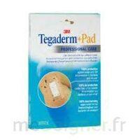 Tegaderm + Pad, 5 Cm X 7 Cm , Bt 10 à Paris