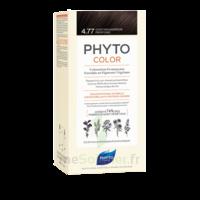 Phytocolor Kit Coloration Permanente 4.77 Châtain Marron Profond à Paris