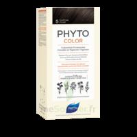 Phytocolor Kit Coloration Permanente 5 Châtain Clair à Paris