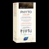 Phytocolor Kit Coloration Permanente 5.3 Châtain Clair Doré à Paris