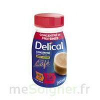 Delical Boisson Hp Hc Concentree Nutriment Café 4bouteilles/200ml à Paris