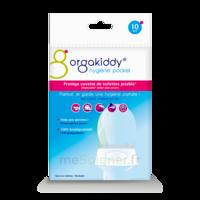 Orgakiddy Protège-cuvette Toilettes Pochette/10 à Paris