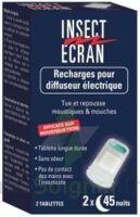Insect Ecran Tablette Recharge Diffuseur B/2 à Paris