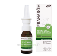 Aromaforce Solution Nasale Dégage Le Nez 15ml à Paris