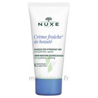 Crème Fraiche® De Beauté - Masque Hydratant 48h Et Anti-pollution50ml à Paris