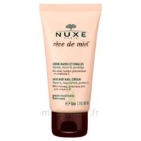 Crème Mains Et Ongles Rêve De Miel50ml à Paris