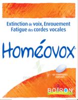 Boiron Homéovox Comprimés à Paris