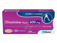 Diosmine Mylan 600 Mg, Comprimé à Paris