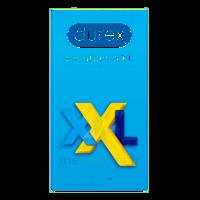 Durex Comfort Xxl Préservatif Lubrifié B/10 à Paris