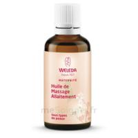 Weleda Huile De Massage Allaitement 50ml à Paris
